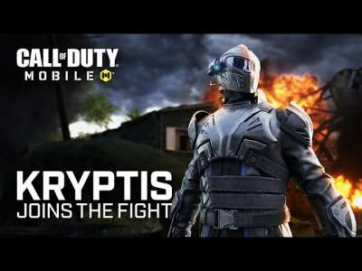 Call of Duty®: Mobile – Kryptis Joins the Fight