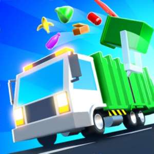 Garbage Truck 3D!!!
