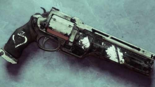 Destiny 2 Renégats : obtenir le revolver exotique As de Pique
