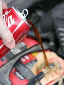 10 astuces à essayer avec du coca cola !