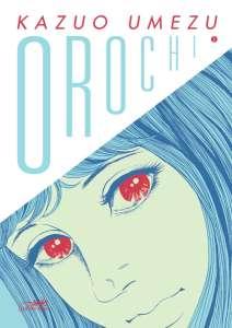 Le Lézard Noir : le manga Orochi de Kazuo Umezz disponible au FIBD 2020