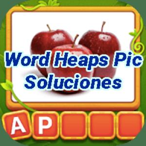 Word Heaps Pic Español Soluciones