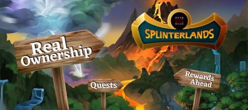 Splinterlands: Play to Earn NFT Game
