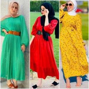 Muslim women clothing trend