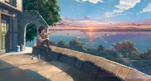 Le joli clip de Sukima Switch réalisé par Makoto Shinkai