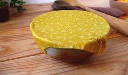 Bee Wrap : le film alimentaire en tissu et à la cire d'abeille