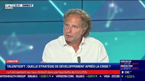 Start up & co: Quelle stratégie de développement pour Talentsoft après la crise ? - 16/09