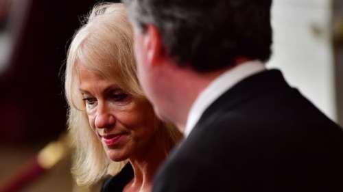 États-Unis: proche conseillère de Trump, Kellyanne Conway quitte la Maison Blanche