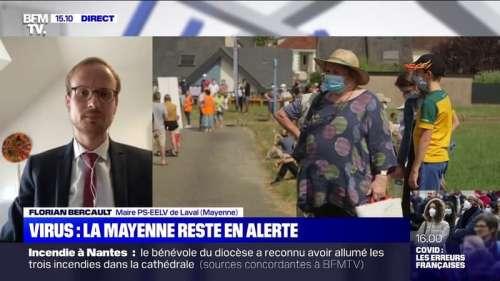 Coronavirus: le maire de Laval appelle à