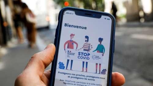 StopCovid: l'application française de traçage parmi les moins téléchargées dans le monde