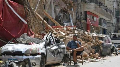 Explosions à Beyrouth: le bilan des victimes françaises se porte désormais à deux morts