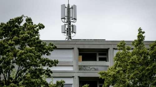 Incendie d'une antenne-relais à Douai: prison ferme pour deux hommes
