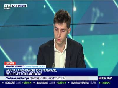 Start up & co: La fintech française Moneway change de nom pour devenir Vaultia - 24/08