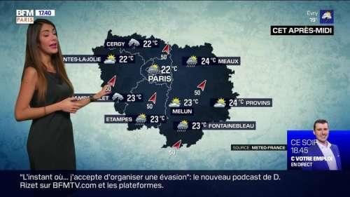 Météo Paris-Ile de France du 23 septembre: Retour de la pluie