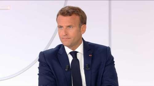 Retraites: Macron assure que