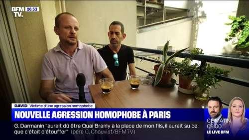 Victimes d'une agression homophobe à Paris, ils racontent les difficultés à porter plainte