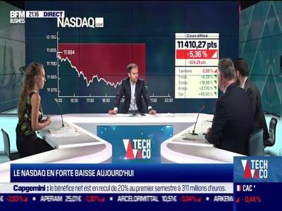 Plan de relance: 7 milliards d'euros dédiés au numérique - 03/09