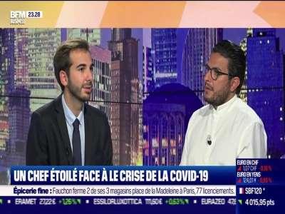 Chine Éco: Un chef étoilé face à la crise de la Covid-19 par Erwan Morice - 16/09