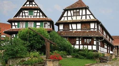 Hunspach, en Alsace, élu village préféré des Français 2020