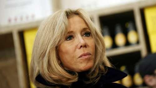 Brigitte Macron, cas contact, a été testée négative au Covid-19