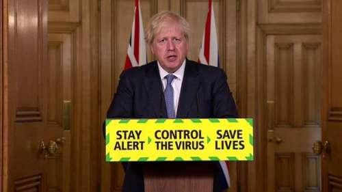 Coronavirus: Boris Johnson annonce mettre en pause le déconfinement pour 15 jours au Royaume-Uni