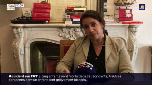 Jeune femme fauchée à Lyon: