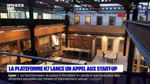 Lyon: la plateforme H7 lance un appel à projets pour accueillir des start-up