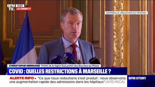 Coronavirus: le préfet annonce l'extension du port du masque dans 27 communes des Bouches-du-Rhône