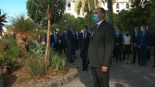À Nice, Castex rend hommage aux victimes de l'attentat du 14 juillet 2016
