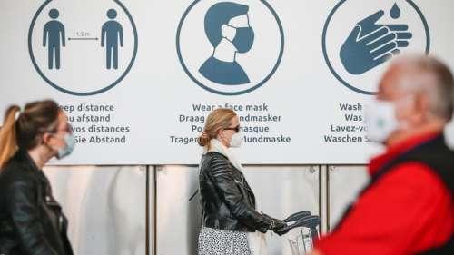 Coronavirus: la Belgique déconseille certaines zones françaises à ses ressortissants