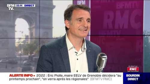 Eric Piolle (maire EELV de Grenoble):