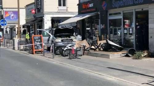 Le Kremlin-Bicêtre: deux piétons grièvement blessés après avoir été percutés par un automobiliste