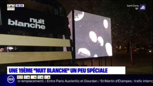 Nuit Blanche à Paris: une 19e édition adaptée au coronavirus