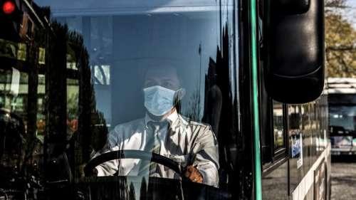 Covid-19: s'estimant mal protégés, des chauffeurs de bus RATP saisissent la justice