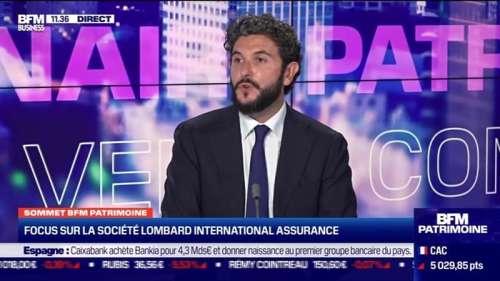 Sommet BFM Patrimoine: Quels sont les atouts et les spécificités de l'assurance-vie luxembourgeoise ? - 18/09