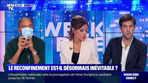 Covid-19: Jean Castex lance un nouvel appel à la responsabilité des Français - 24/10