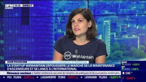 Matthieu Géhin (Solendro): WeMaintain s'installe au Royaume-Uni et estime le marché à 1,2 milliards de livres sterling - 18/09