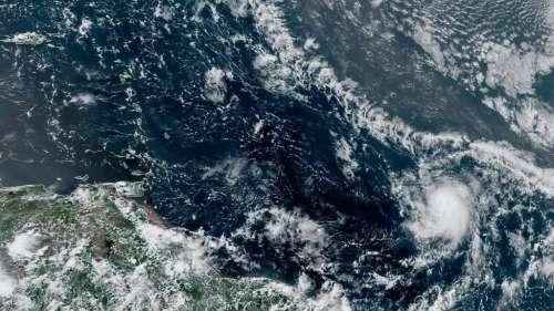 La tempête tropicale Gonzalo pourrait devenir le premier ouragan de l'année 2020 dans l'Atlantique