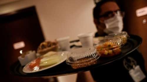 Couvre-feu: les restaurants d'hôtels autorisés à servir leurs clients après 21h en