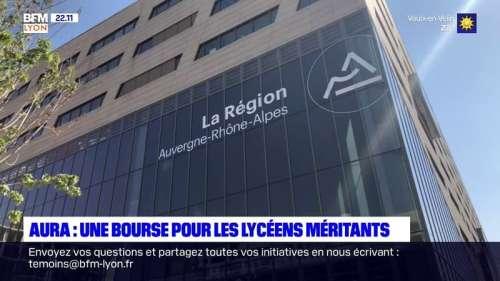 Auvergne-Rhône-Alpes: une bourse de 500 euros pour les bacheliers avec une mention