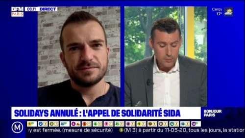 Le festival Solidays annulé, l'association Solidarité Sida appelle aux dons