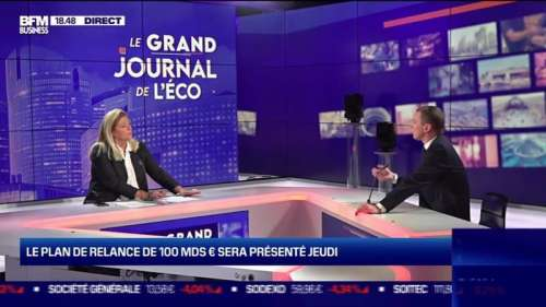 Le Grand Journal de l'Éco - Lundi 31 août