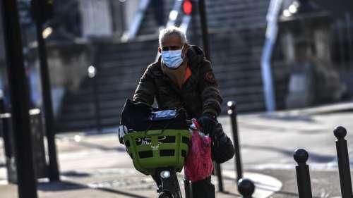 Essonne: à Athis-Mons, le port du masque n'est pas obligatoire à l'extérieur
