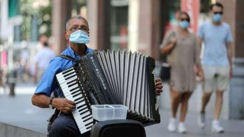 Coronavirus: masque obligatoire à Saint-Tropez