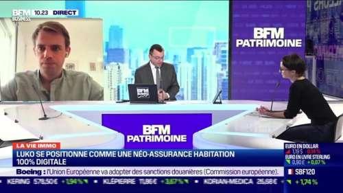 Raphaël Vullierme (Luko): Luko se positionne comme une néo-assurance habitation 100% digitale - 09/11