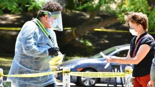 Coronavirus: les États-Unis passent la barre des 60.000 nouvelles infections en 24 heures