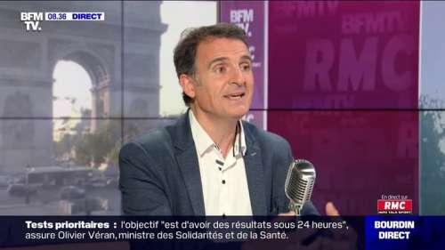 Présidentielle 2022: le maire EELV de Grenoble Éric Piolle assure qu'il