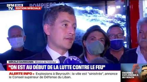 Incendie à Martigues: