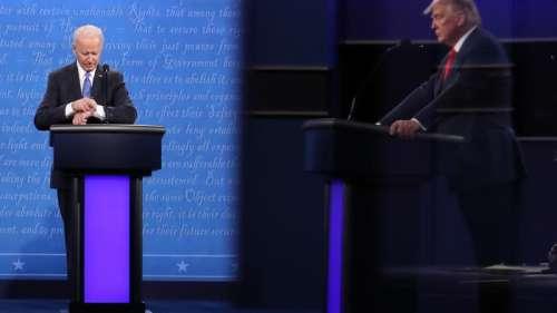Covid-19, corruption, racisme... Les temps forts du dernier débat Trump-Biden