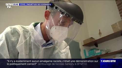 Covid: Les médecins et hôpitaux approchent du seuil de saturation face à la recrudescence des cas de covid 19